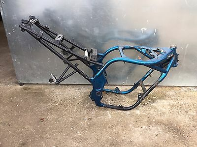 Suzuki Bandit 600 Frame & V5 From A 1998 Model. Hpi Clear