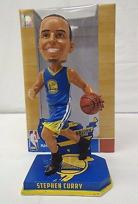 Golden State Warriors Stephen Curry # 30 Player Bobble Head forever Collectibles