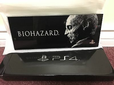 Resident Evil Zombie Biohazard - PS4 Official Licensed Faceplate Bay Cover