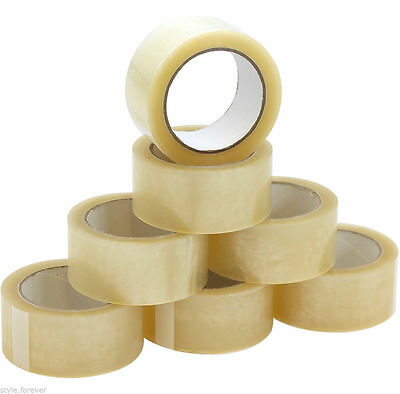 "36 Rolls-2""x110 Yards(2 MIL)–Box Carton Sealing Packing Shipping Package Tape"