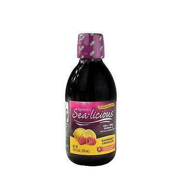 Sea-licious raspberry Lemonade 250ml