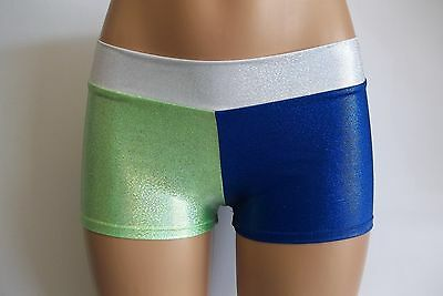 Girls/toddlers, Nfl Seattle Seahawks Booty Shorts-Team Sports-Football-Cheer