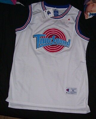 Michael Jordan vtg Tune Squad sewn Champion jersey men's size-XL New with tags