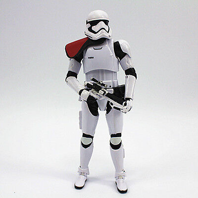 Star Wars Black Series Stormtrooper Officer red 6 Inch Action Figure Toy Gift