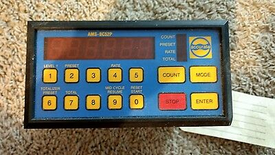 Accurate Metering Totalizer Batch Control Counter Amsbc52P