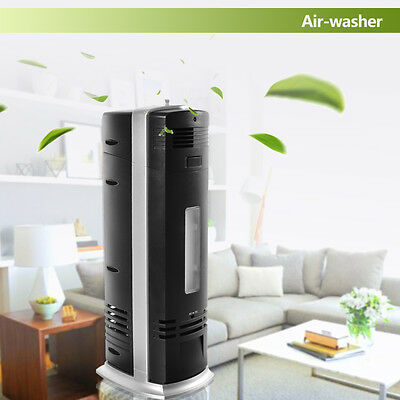 Breathe Fresh Air Purifier Carbon Filter Ionic Ionizer Cleaner with Uv-c NEW