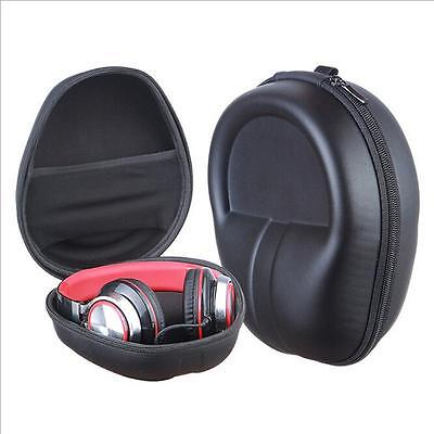 Protable EVA Hard Carry Case Storage Bag Box For Headphone Earphone Headset N7