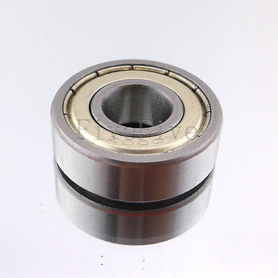 6000-6005-ZZ Series Deep Groove Metal Double Sealed Shielded Ball Roller Bearing