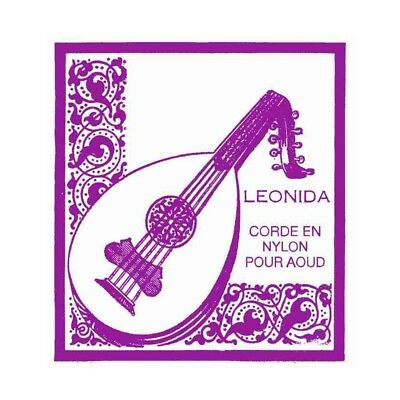 Savarez LEONIDA strings for oud 6580, 1 set of Oud 6 Cordes for 12 String Oud
