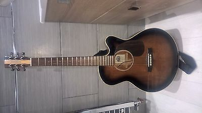 Tanglewood electro acoustic guitar