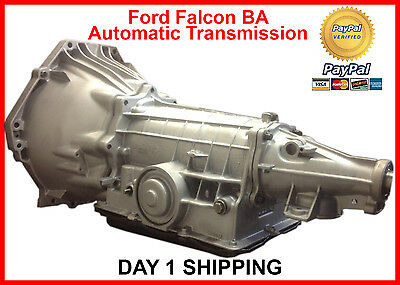 Ford Falcon BA Automatic Transmission 2002 2003 2004 2005 TOP CONDITION