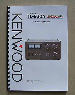KENWOOD TL-922/A Amplifier Upgrades with DVD
