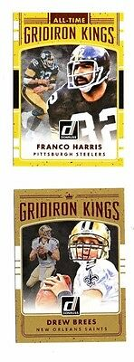 2016 Donruss, Gridiron Kings, Football Cards !!