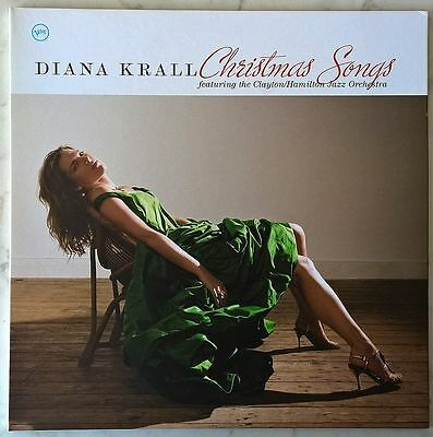 DIANA KRALL CHRISTMAS SONGS LP 200g CLASSIC RECORDS