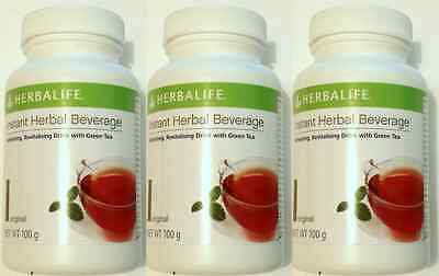 3 x Herbalife Instant Herbal Beverage Tea Concentrate New stock 24 months expiry