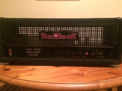 Red Bear Amplifier made in Russia for Gibson