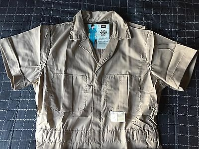 mens New 40T vintage Sears work & leisure Utility Suit coveralls