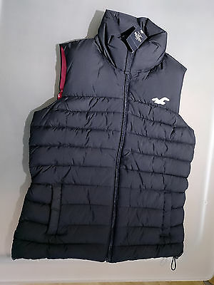 Hollister Womens Vest -- Size S  ---100% Authentic -- New With Tags !