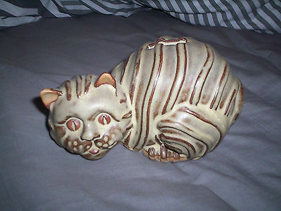 Tremar Pottery Cat-every home should have one.