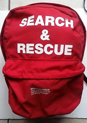 Search and Rescue Team Emergency Pack SAR Backpack