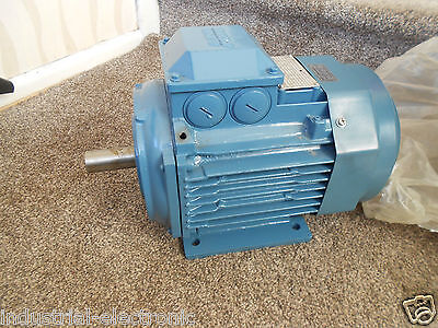 abb electric motor 1.5kw , with thermostat 6 pole