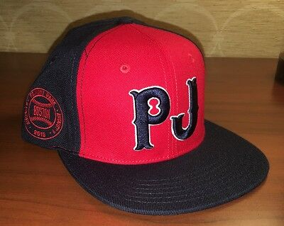 PEARL JAM - Boston Fenway Red Sox style HAT - WOW 8/5 8/7 2016