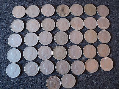 great britain two shillings coin world foreign 37 coins in lot assorted dates