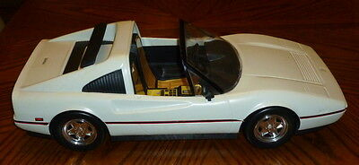Barbie Vintage 1986 Original White Ferrari
