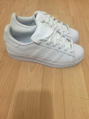ADIDAS SUPERSTAR LIMITED scarpe shoes sneakers EU 35,5 UK 3 CHAUSSURES williams