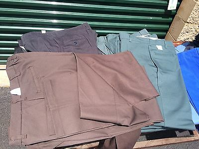 Closeout Lot: Work Pants - Multiple Colors - New (2287 ct lot)