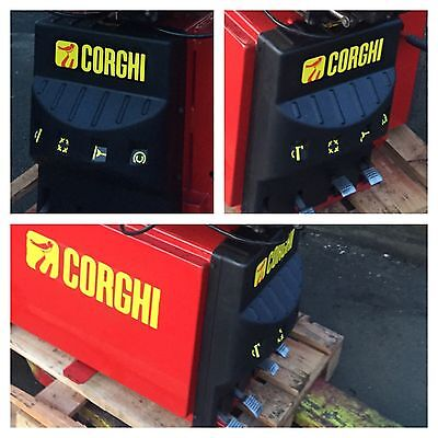 Corghi Tyre Machine Changer Genuine Front Cover