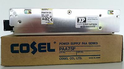 Cosel Power Supply Paa75F-24-N. 24V 3.2A