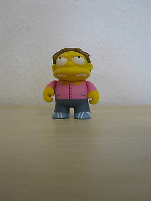 "Kidrobot The Simpsons 25th Anniversary Serie 3 (Barney Gumbel) ""Plow King"" 3/40"