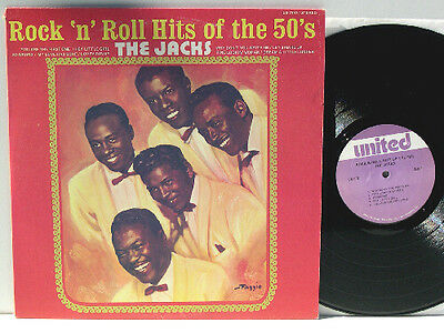 Jacks , The - Rock 'n' Roll Hits of the 50's - 60er LP mint-