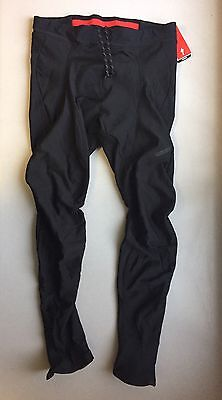 New Nwt Men's Specialized Therminal Tights Xl Black Sh324