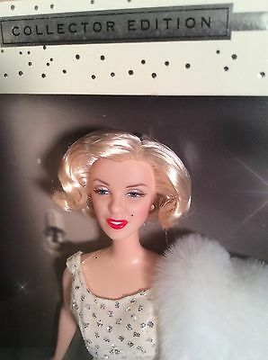 Timeless Treasures Collector Edition from Mattel  Marilyn Monroe