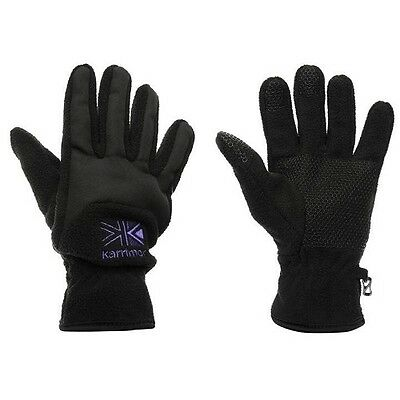 Karrimor Fleece Gloves Ladies-small
