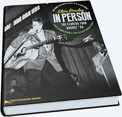 elvis presley the florida tour august 1956 book / livre 300 pages photos 8/1956