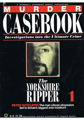 Murder Casebook by Marshall Cavendish (Select any 1 out of those available)
