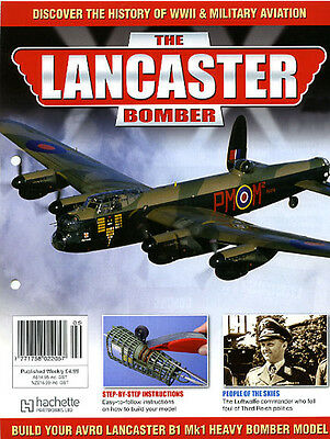 The Lancaster Bomber by Hachette (Select any 1 out of those available)