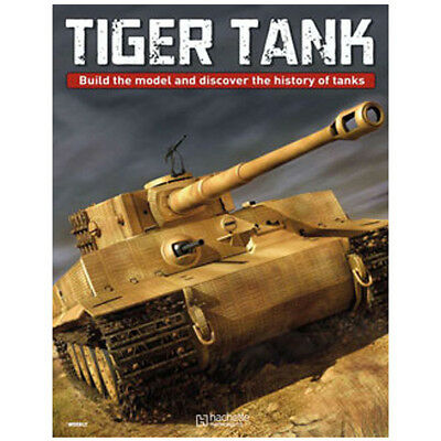 Tiger Tank by Hachette (Select any 1 out of those available)