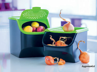 TUPPERWARE Potato + Onion Smart Keepers Special Offer