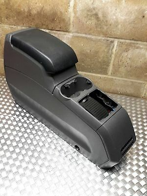 Ford Focus C-Max Ghia Centre Console With Arm Rest Cup Holder And Storage 03-07