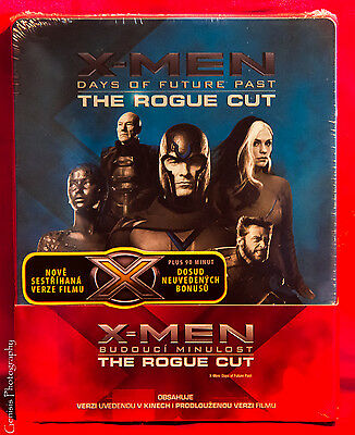 X-Men: Days of Future Past (The Rogue Cut) SteelBook, Ultra Limited Edition