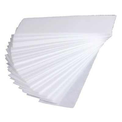 New Paper Waxing Strips - Arms Legs Body Hair Depilatory Removal Wax 100 200 500