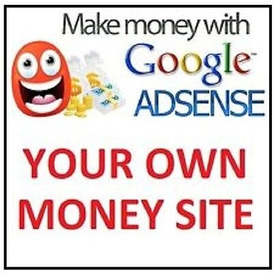 Unlimited Money Making+Top 155 Adsense Optimised Website With Full Resell Rights