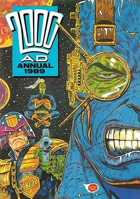 2000 AD Annual 1989: Near Mint