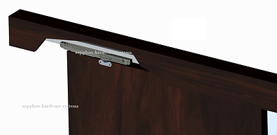 Universal Soft Close Mechanism For Straight Sliding Doors
