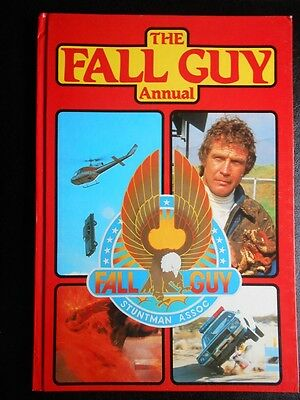 The Fall Guy Annual 1981: Good Condition
