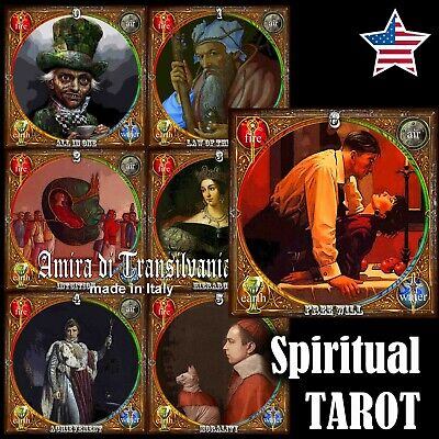 Tarot esoteric magic future reading rare collection limited edition revised new